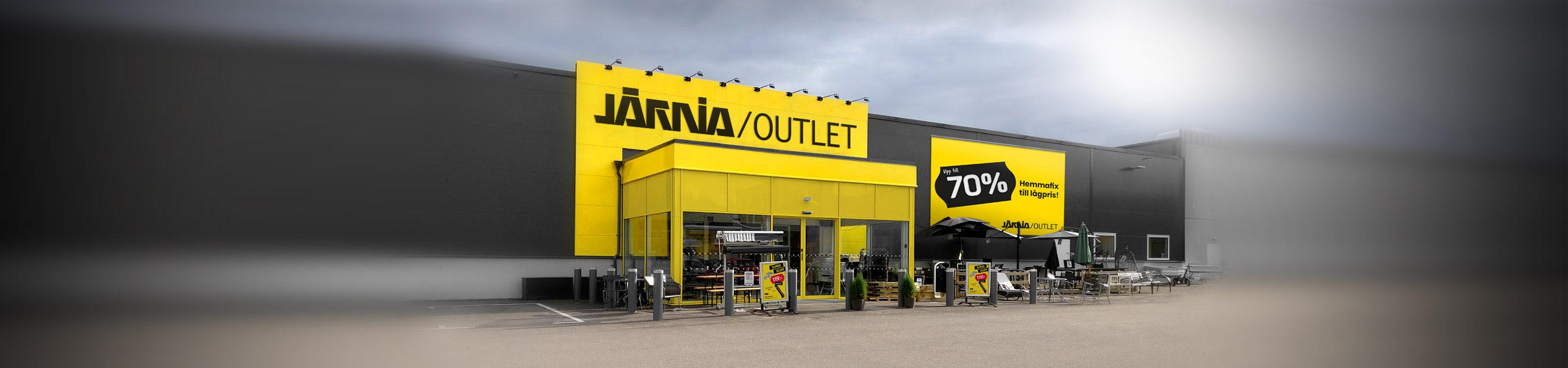 Bild på Järnia Outlet-butik