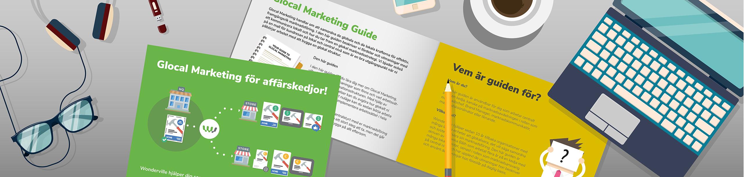 E-bok Glocal Marketing